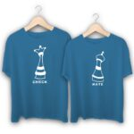 Checkmate Couple T-Shirts