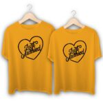 Just Married Couple T-Shirts