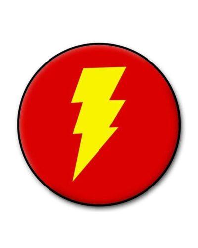 Flash Logo Popgrip