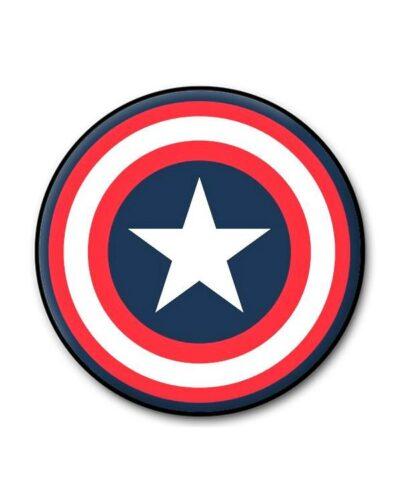 Captain America Shield Popgrip