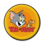 Tom and Jerry Friends Popgrip