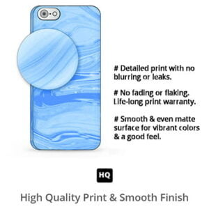 High Quality Print Smooth Finish Mobile Cover