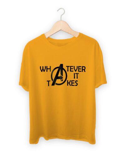 Avenger Endagame Whatever it takes T-shirt