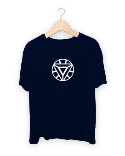 Ironman Arc Reactor Heart T-shirt