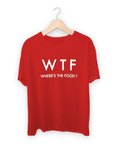 Where is The Food T-shirt