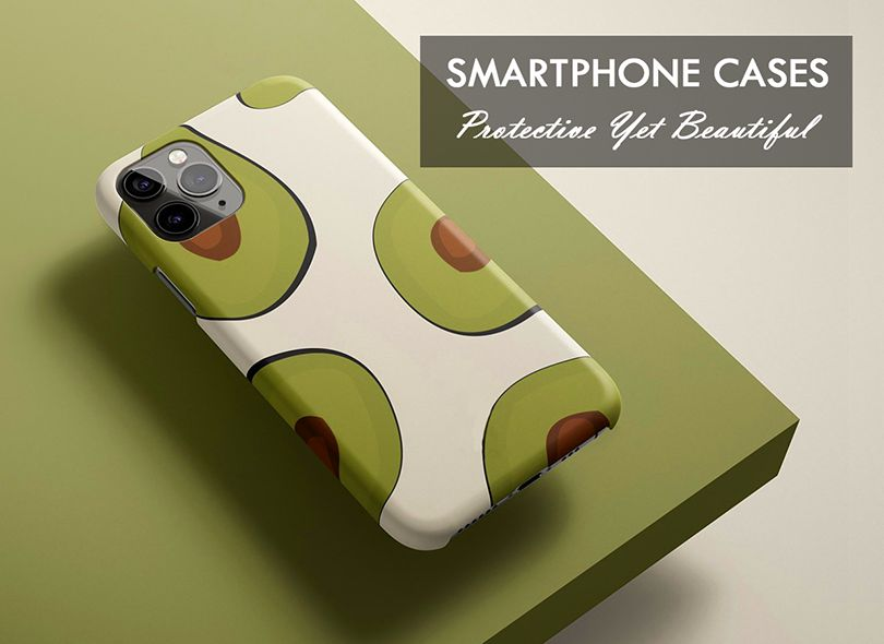 Select from catalog mobile cover
