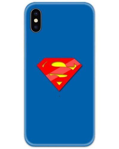 Superman Blue 4D Case