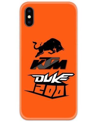 KTM Duke 200 4D Case