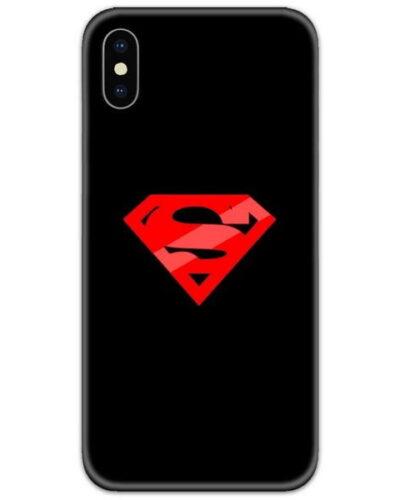 Superman Black 4D Case