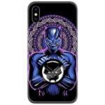 Black Panther Salute 4D Case