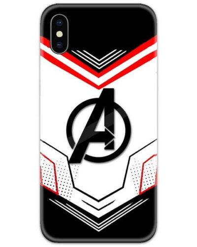 Avengers Quantum Suit 4D Case
