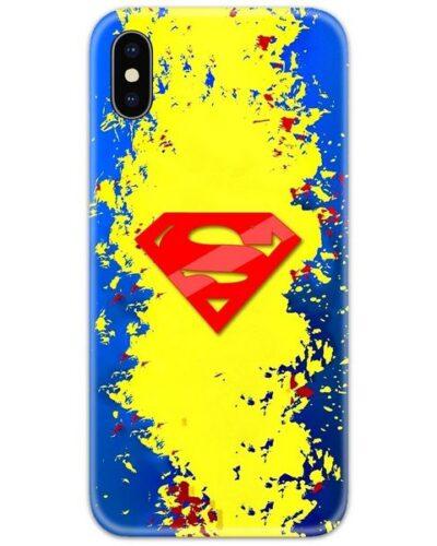 Superman Splatter 4D Case