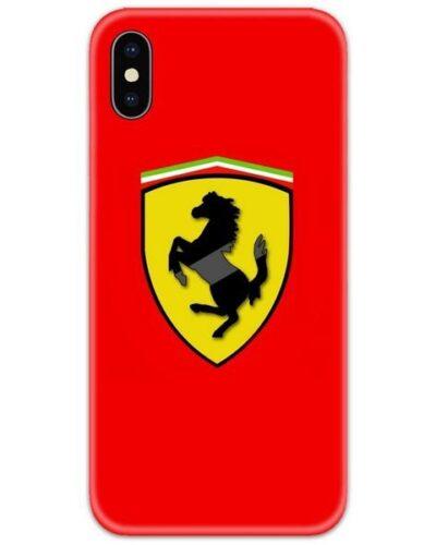 Ferrari Red 4D Case