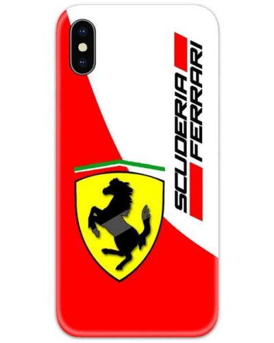 Scuderia Ferrari 4D Case