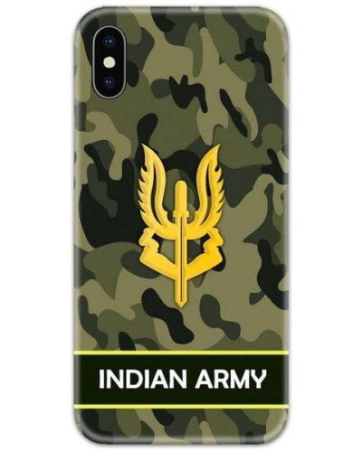 Balidan Indian Army 4D Case