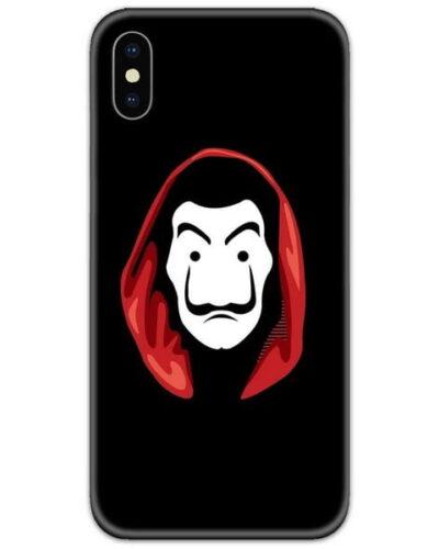 Money Heist Mask 4D Case