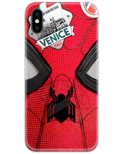Spiderman Homecoming 4D Case