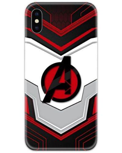 Avengers Suit 4D Case