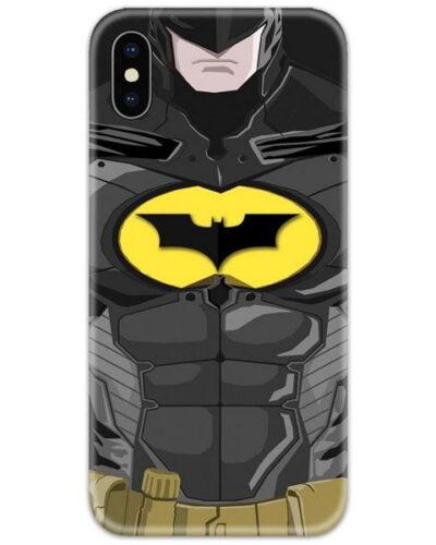 Batman Suit 4D Case