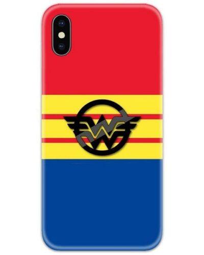 Wonder Woman 4D Case