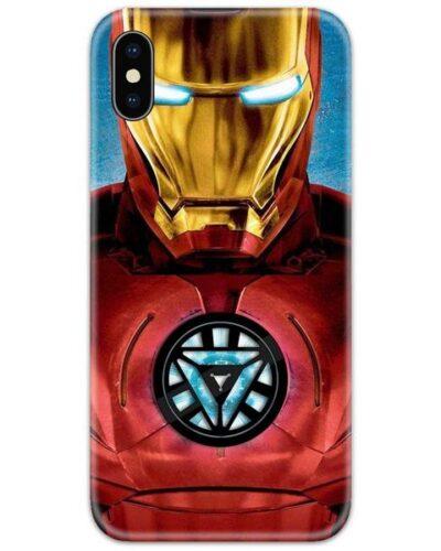 Ironman Arc Reactor Suit 4D Case