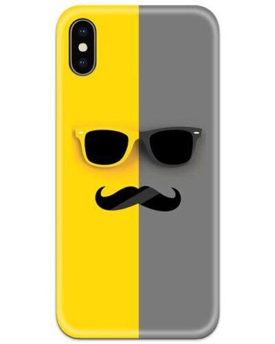 Mustache 4D Case