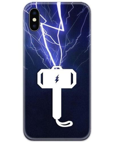 Thor Mjolnir Hammer 4D Case