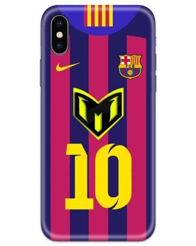 Messi Jersey 10 4D Case