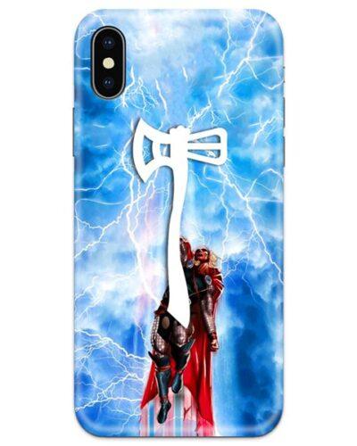 Stormbreaker Thor Flying 4D Case