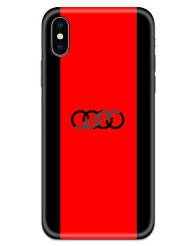 Audi Logo 4D Case