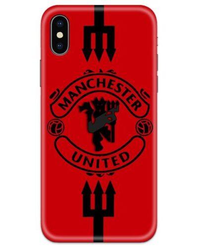 Manchester United Logo 4D Case