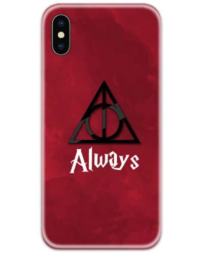Harry Potter Always Logo 4D Case
