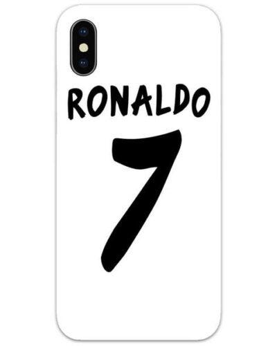Ronaldo 7 Slim Case Back Cover