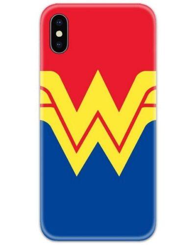 Wonder Woman Slim Case Back Cover