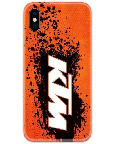 KTM Artwork Slim Case Back Cover