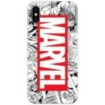 Marvel Comic Slim Case Back Cover