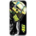 Valentino Rossi 46 Slim Case Back Cover
