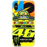 The Doctor Rossi 46 Slim Case Back Cover