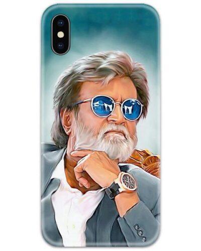 Rajinikanth Kabali Slim Case Back Cover
