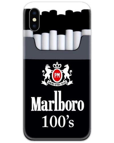 Marlboro 100s Slim Case Back Cover