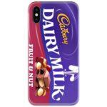 Dairymilk Slim Case Back Cover