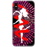 Dancing Hand Heart Couple Case Back Covers