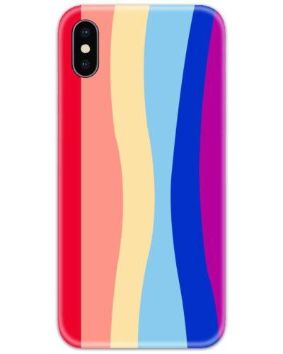 Rainbow Gradient Slim Case Back Cover