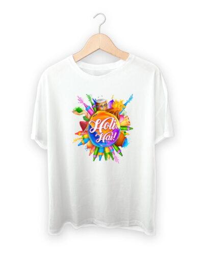 Holi Hai – Holi Design T-shirt
