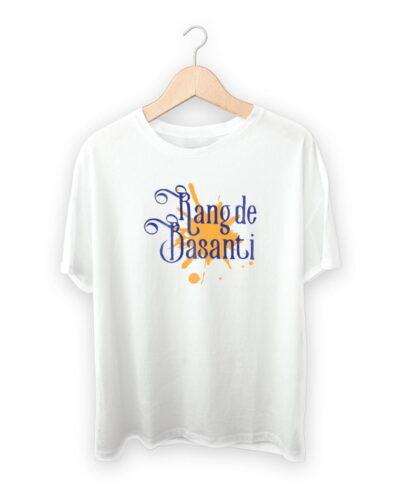 Rang De Basanti – Holi Design T-shirt