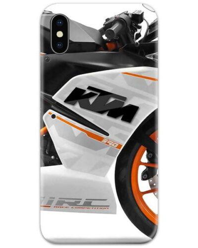 KTM RC 390 Bike 4D Case