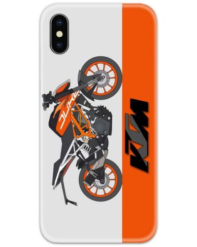 KTM Whole Bike 4D Case