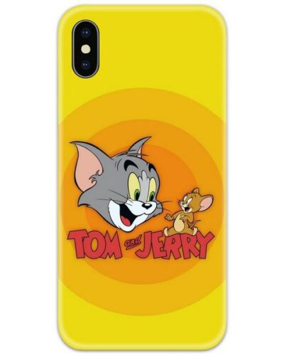 Tom and Jerry Poster Slim Case Back Cover