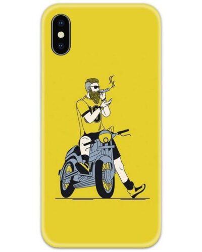 Biker Swag Slim Case Back Cover