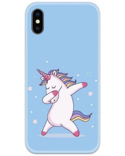 Unicorn Slim Case Back Cover